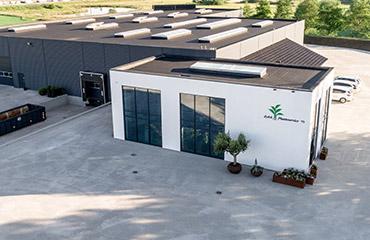 Jydsk planteservice København,