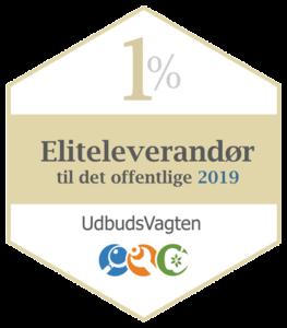 Eliteleverandør 2019