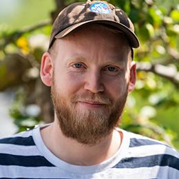 Daniel Holmberg,