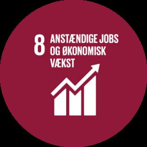 FN Verdensmål,Anstændige jobs og økonomisk vækst,